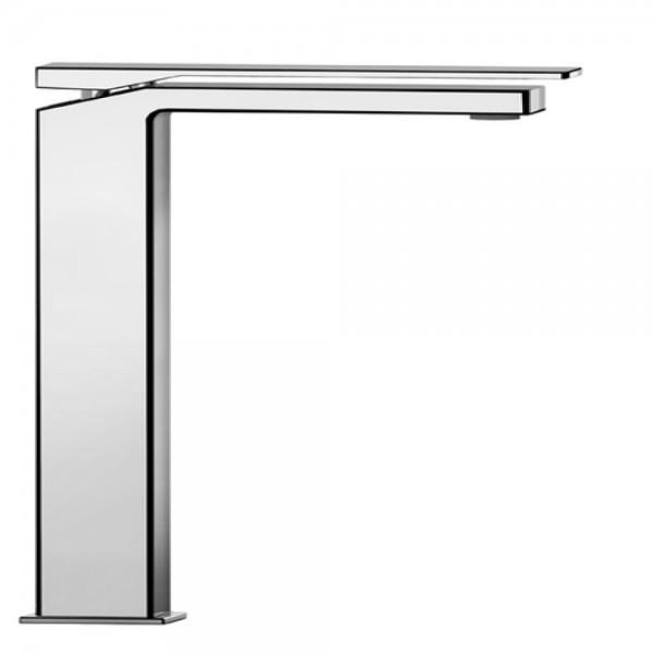 Miscelatore monocomando lavabo alto Fir italia Playone90 interasse 14,5 cm senza scarico