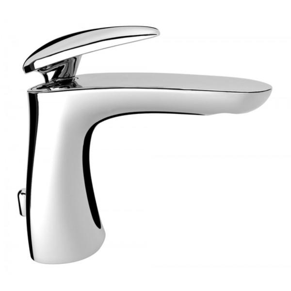 Miscelatore monocomando lavabo Fir italia synergy open 93 int.13,5cm con scarico