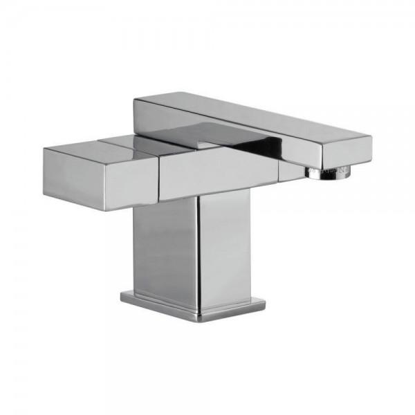 Monoforo lavabo serie Twin Daniel rubinetterie