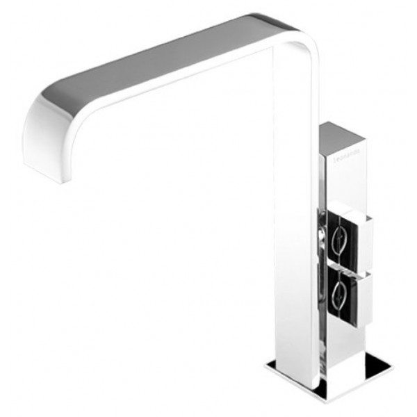 Miscelatore lavabo serie Select Crolla