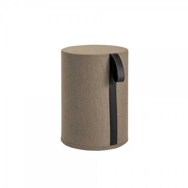 Seduta beige maniglia nera polifunzionale waterproof