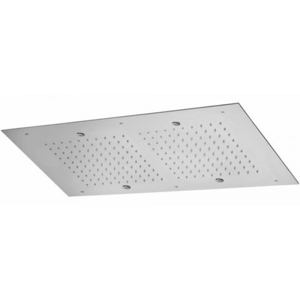 Soffione doccia ad incasso con nebulizzatore Paffoni memphis 700x400mm