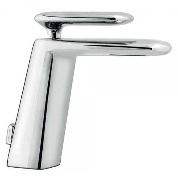 Miscelatore monocomando lavabo Dynamica 88Fir interasse 12 cm con scarico