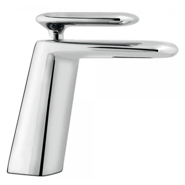 Miscelatore monocomando lavabo Dynamica 88 Fir interasse 12,5 cm senza scarico