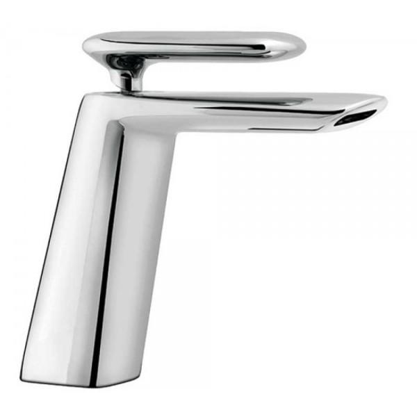 Miscelatore monocomando lavabo Dynamica 88 Fir interasse 12.5 cm senza scarico