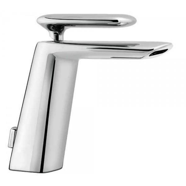 Miscelatore monocomando lavabo Dynamica 88 Fir interasse 12.5 cm scon scarico