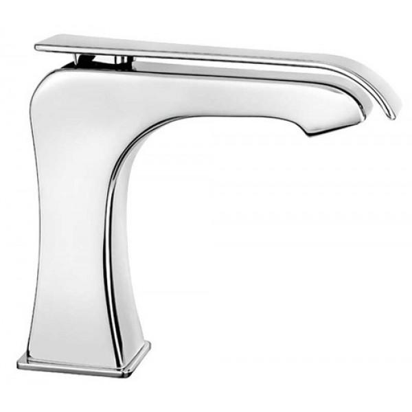Miscelatore monocomando lavabo Dèco 87 Fir interasse 13.5 cm senza scarico