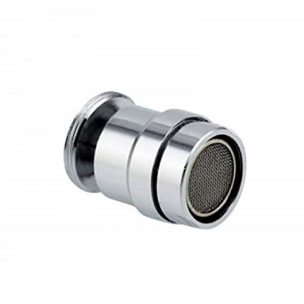 Rompigetto per rubinetti girevole a 360 gradi maschio