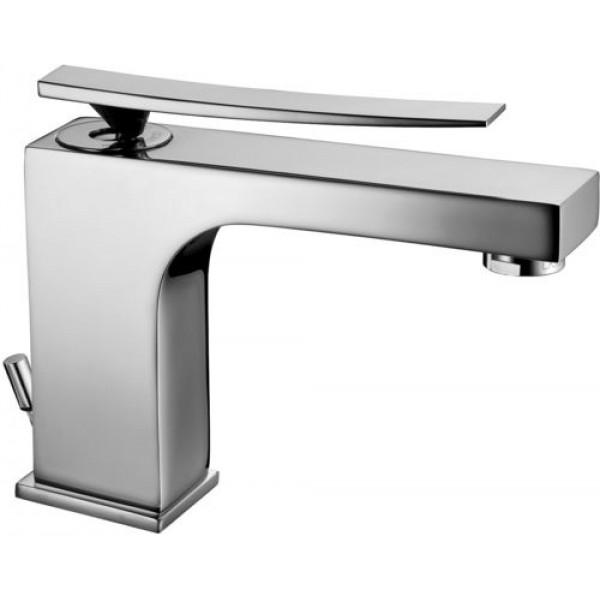 Miscelatore monocomando lavabo Paffoni elys con scarico automatico