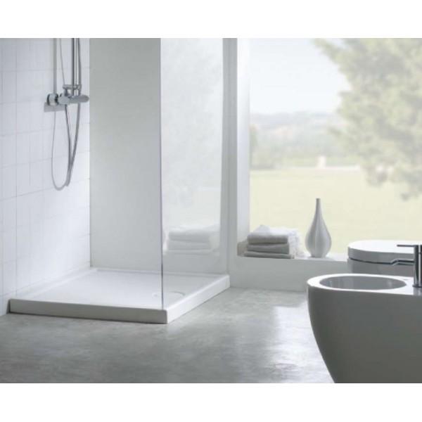 Piatto doccia in ceramica Globo docciabella 70X100 H6,5cm