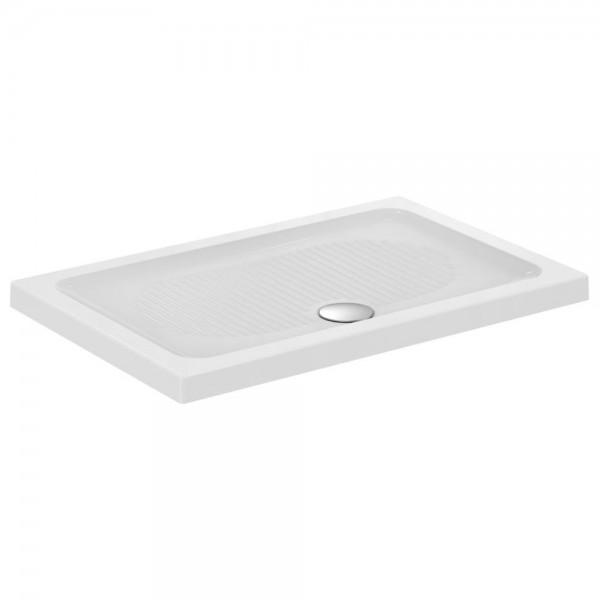 Piatto doccia in ceramica idealstandard connect 70X110 H6cm