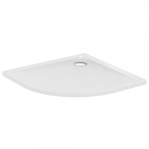 Piatto doccia in acrilico idealstandard ultraflat 80X80 curvo H4cm