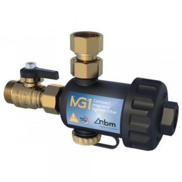 Defangatore magnetico sottocaldaia MG1 RBM