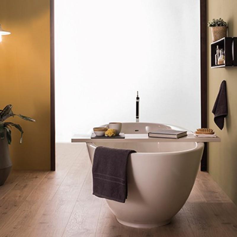Vasca da bagno in pietraluce 180x85 free-standing Globo Bowl